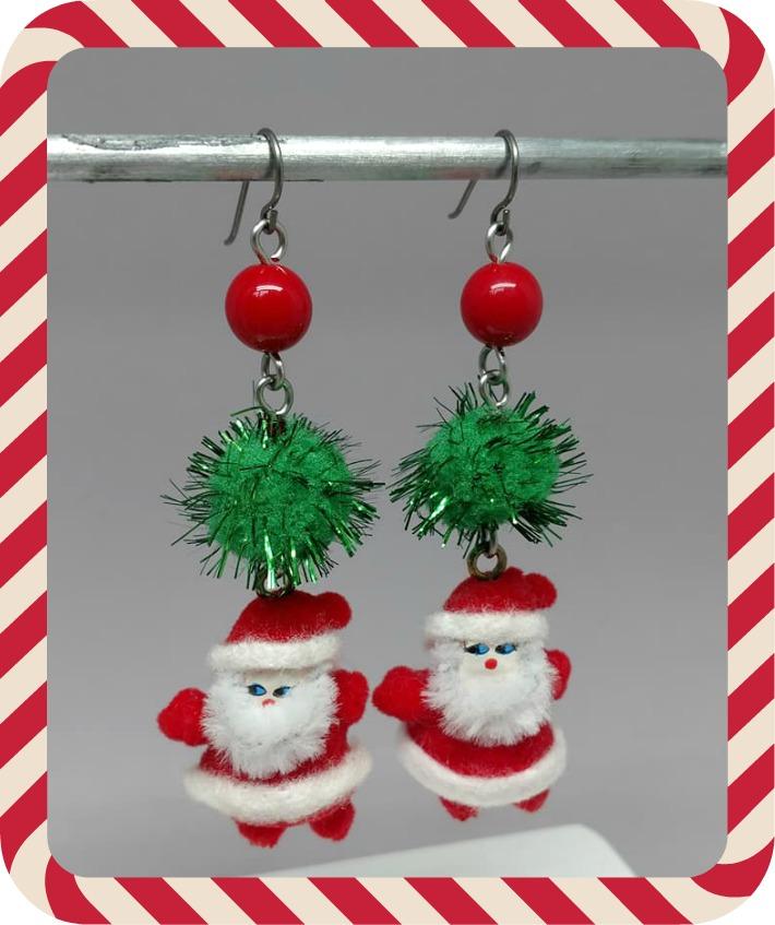 My tacky earrings 2